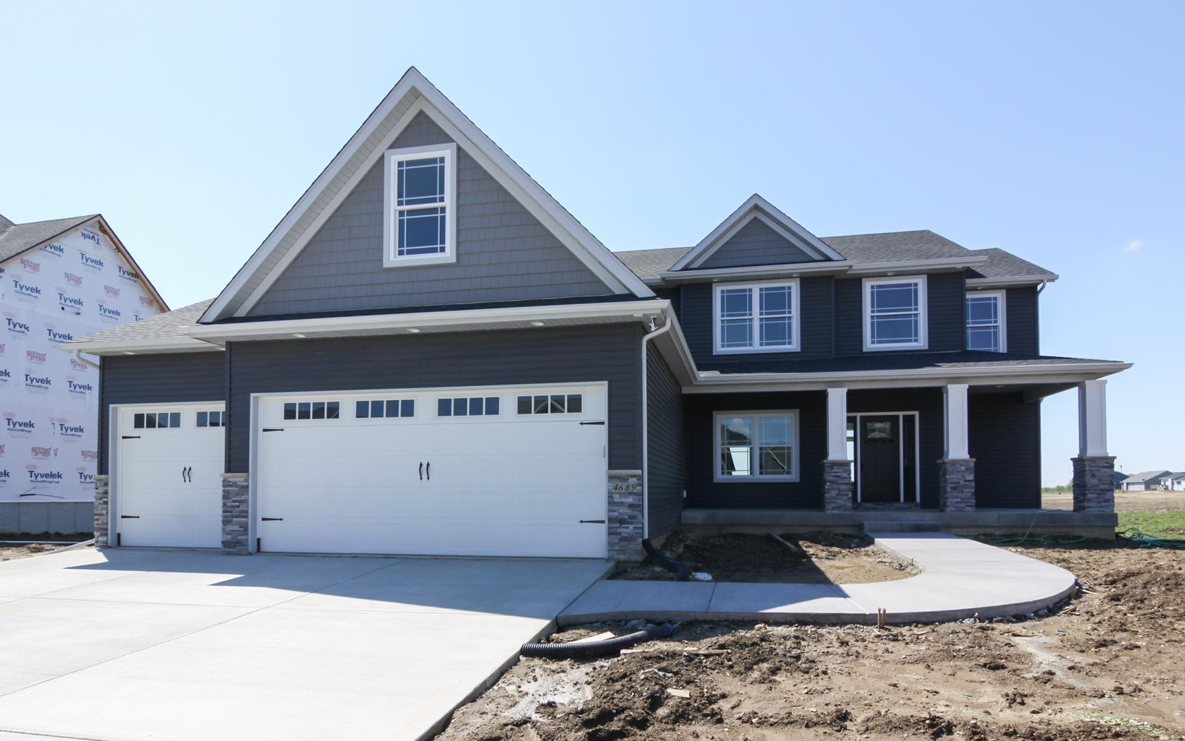 4689 57 Avenue, Bettendorf, IA <br /> <br /> Custom Built Home from Premier Custom Homes