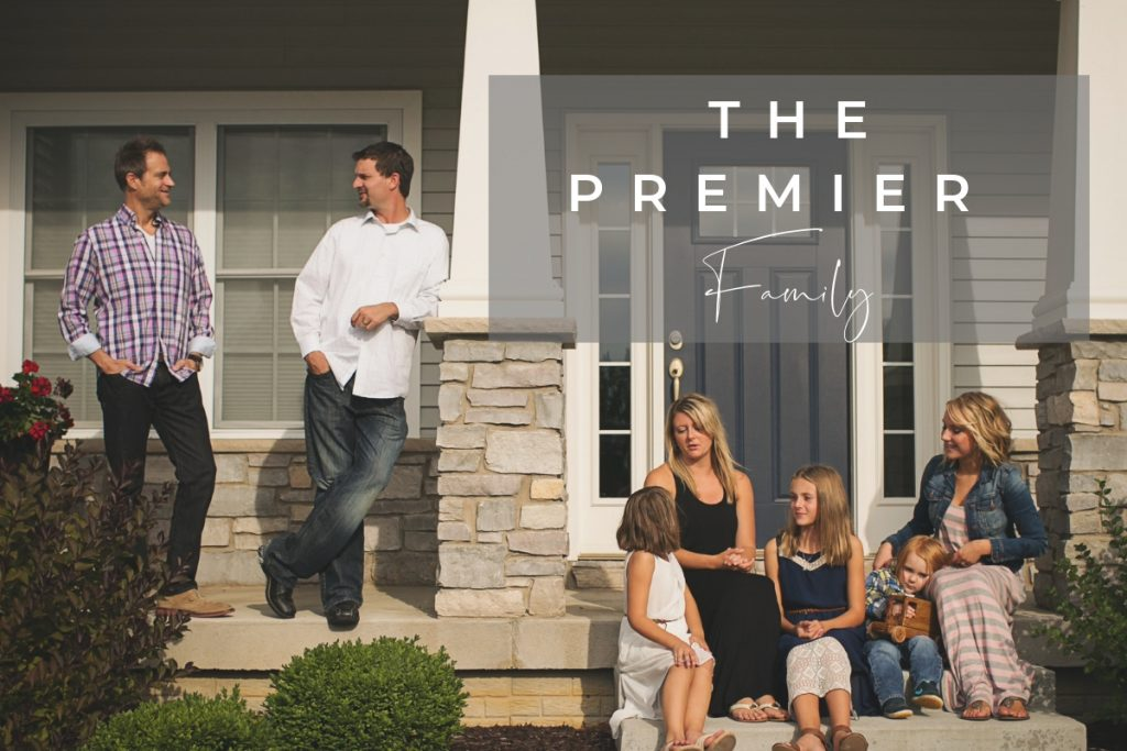 Premier Custom Homes, about the family behind this quad city business and custom home builder.