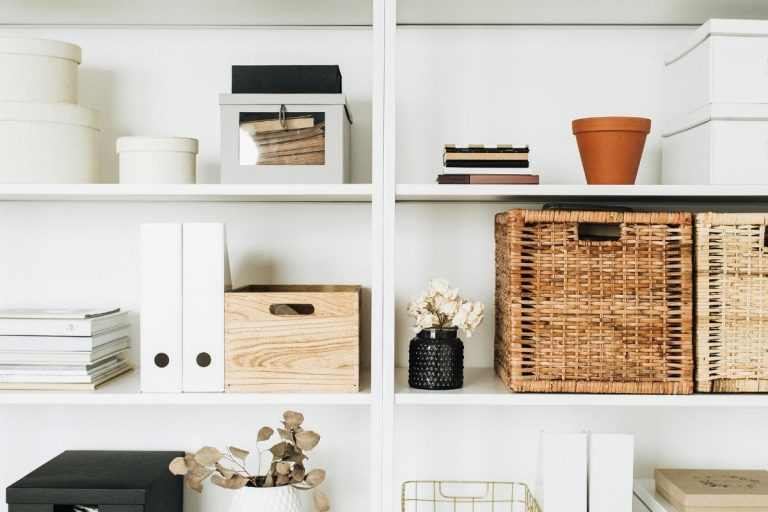 10 benefits of an organized home